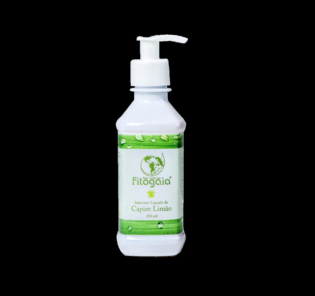 Sabonete Líquido Hidratante de Capim Limão e Moringa 250ml